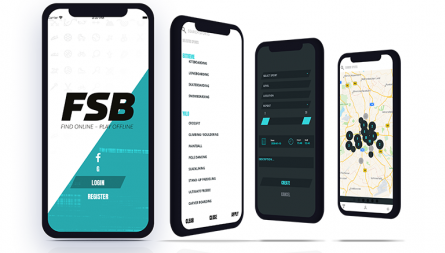 FSB project, platform for online planning and scheduling recreational mini football